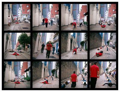 Cang Xin, 'Cang's Gymnastics - Hong Kong', 2006