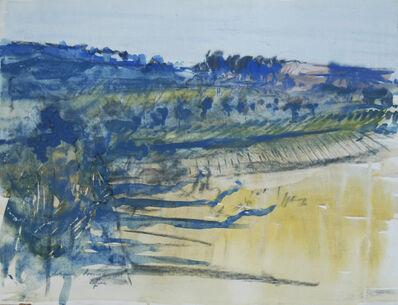 Geoffrey Lefever, 'Bellegarde, Provence', 1969