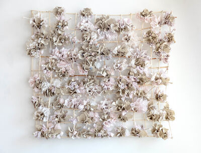 Rebecca Hutchinson, 'Distending Pink', 2019