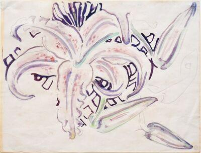 Walter Anderson, 'Lily', ca. 1960