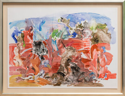 Cecily Brown, 'Untitled ', 2004