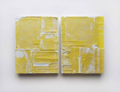 Vlatka Horvat, 'Complete Coverage (Yellow)', 2014