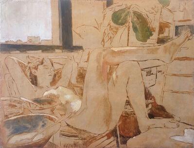 David Molesky, 'Breakfast Nap', 2019