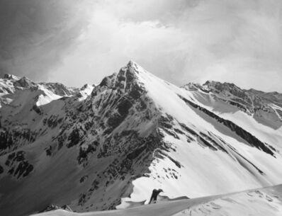 Hervé Heuzé, 'Mont-Blanc 3', 2019