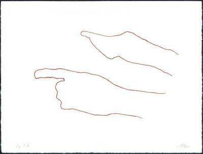 Susana Solano, 'Alrededor de una mano VI', 2006