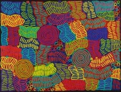 Betty Mbitjana, 'Awelye and Bush Melon', 2012