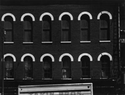 Aaron Siskind, 'Chicago Facade 7', 1960