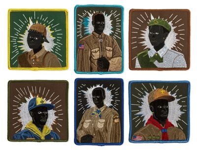 Kerry James Marshall, 'Scout 1-6', 2017
