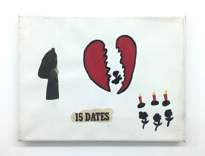 Kalup Linzy, 'After 15 Dates', 2011