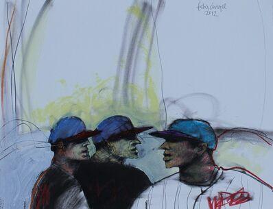 Felix Angel, 'Baseball Players 1', 2013