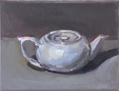 Ekaterina Popova, 'Teapot Study', 2021