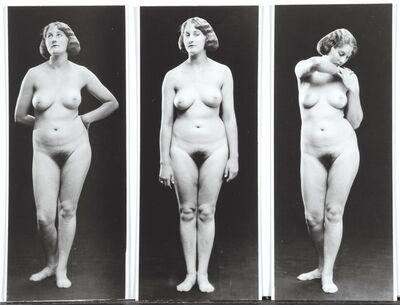 Albert Arthur Allen, 'Nude Triptych', circa 1920s