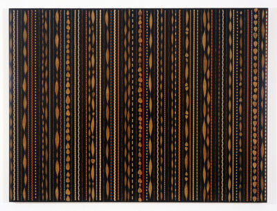 Fred Tomaselli, 'Untitled (Rug)', 1995