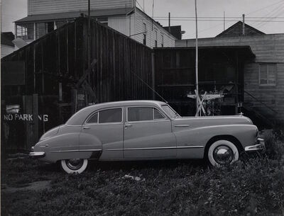 C. Cameron Macauley, 'Monterey, California', 1950