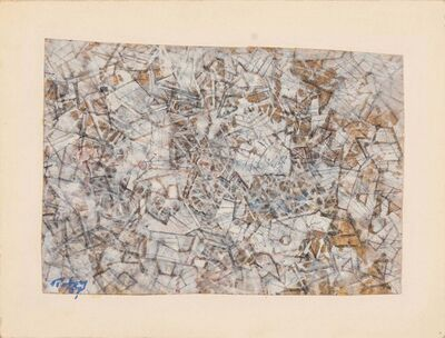 Mark Tobey, 'Untitled', 1957