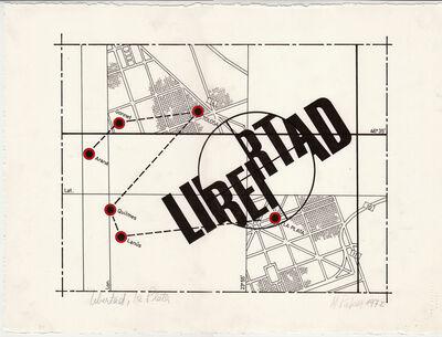 Margarita Paksa, 'Libertad La Plata', 1972