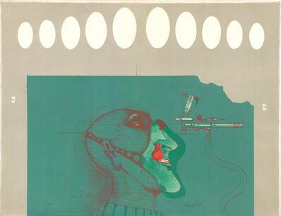 Paul Wunderlich, 'Kopf mit Maske', 1966