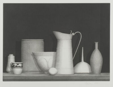 William H. Bailey, 'Untitled (Still Life)', 2001
