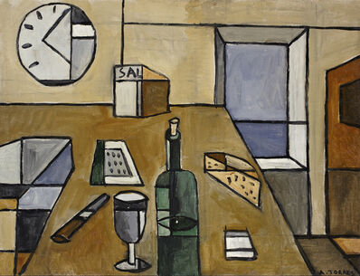 Augusto Torres, 'Perspective Still Life', ca. 1970