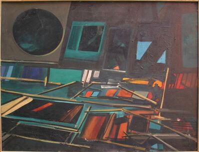 John Hultberg, 'Burning Room', 1963