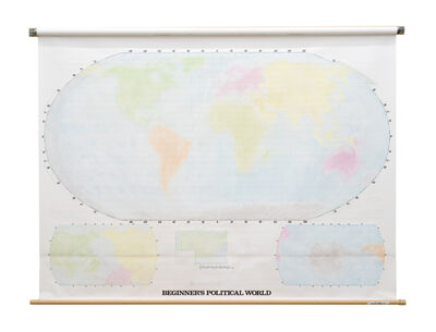 Agustina Woodgate, 'Beginner's Political World', 2014