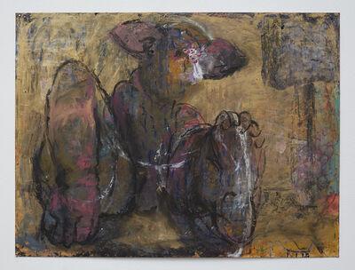 Alexandra Wiesenfeld, 'golden girl', 2016
