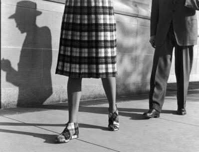 Nina Leen, 'Encounter, NYC', 1946