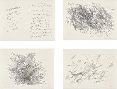 Julie Mehretu, 'Sapphic Strophes', 2011