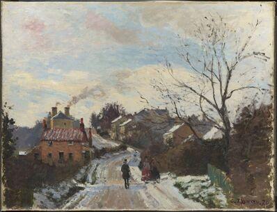 Camille Pissarro, 'Fox Hill, Upper Norwood', 1870