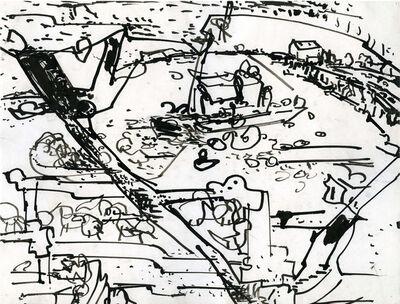 Hans Hofmann, 'Untitled', 1935