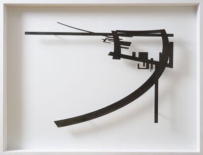 János Megyik, 'Singularity VI. Inverse', 2015