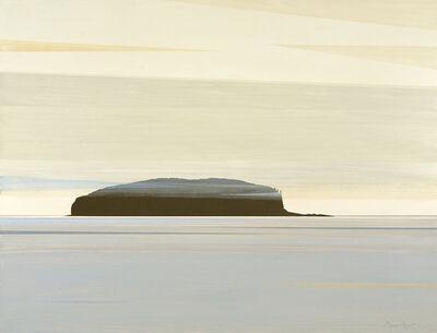 Greta Van Campen, 'Band of Fog Over High Island '