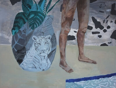 JELENA BANDO, 'To the White Tiger', 2016