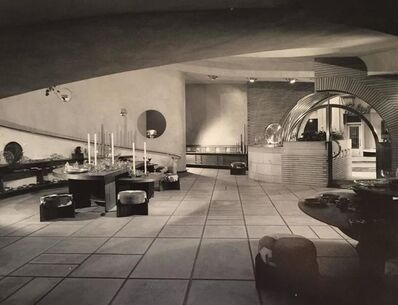 Julius Shulman, 'Architectual Study - Interior', 20th Century