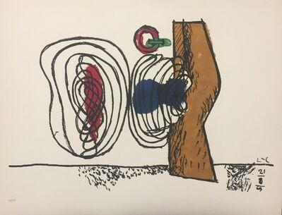 Le Corbusier, 'Les Huits', 1974