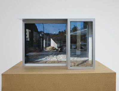 Sabine Hornig, 'Einfallendes Licht / Spilled light', 2014