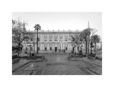 Ursula Schulz-Dornburg, 'Archivo de Indias en Seville, 0720', 2001/2020