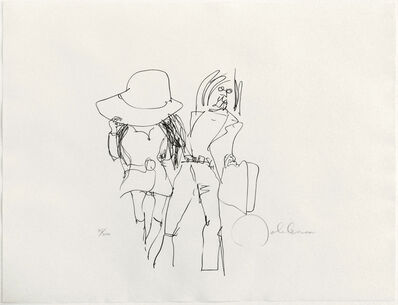 John Lennon, 'Bag One Portfolio', 1970