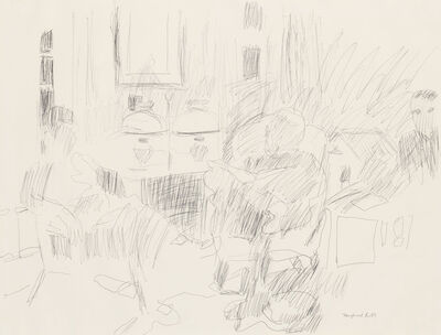 Fairfield Porter, 'Untitled', circa 1960