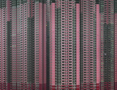 Michael Wolf (1954-2019), 'Architecture of Density #101', 2008