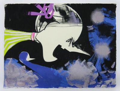 Ellen Berkenblit, 'Untitled ', 2015