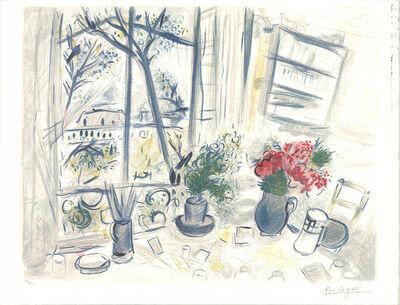 Marc Chagall, 'Fleurs du Parc', 1988