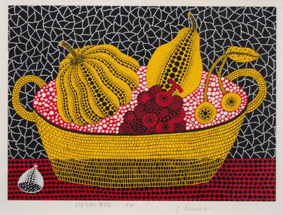 Yayoi Kusama, 'Pumpkin and Fruits', 1993