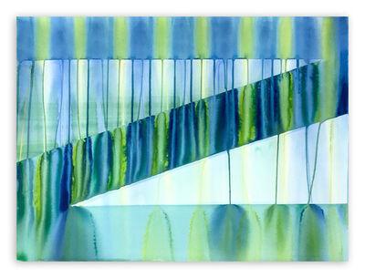 Martín Reyna, 'Hangar (Ref 20224) (Abstract painting)', 2020
