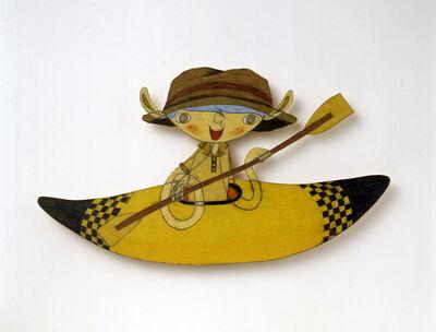 Shintaro Miyake, 'Canoe', 2006