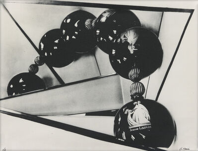 Florence Henri, 'Jeanne Lanvin Perfume.', 1974