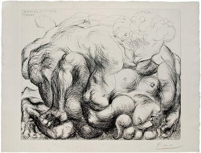 Pablo Picasso, 'L'Etreinte III', 1933