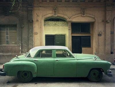 Robert Polidori, 'Green Car', 1997