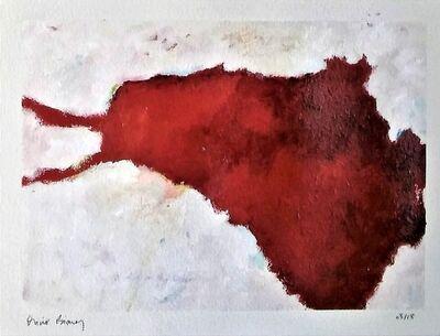 OLIVIER BIAREZ, 'PETIT PAPIER 04', 2018