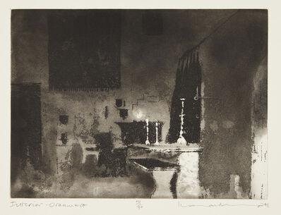 Norman Ackroyd, 'Interior Oranmore', 1998